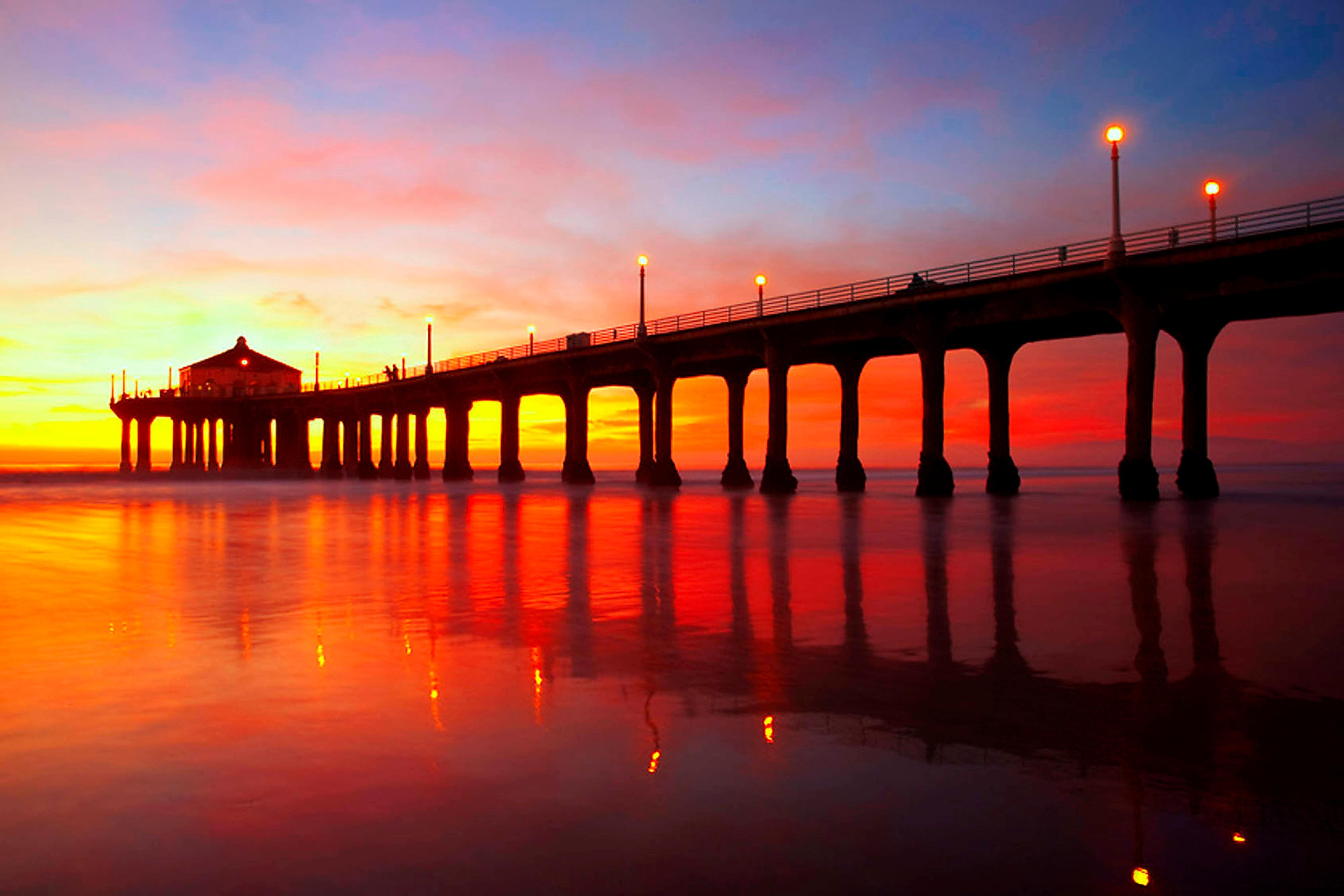Visit Manhattan Beach Pier