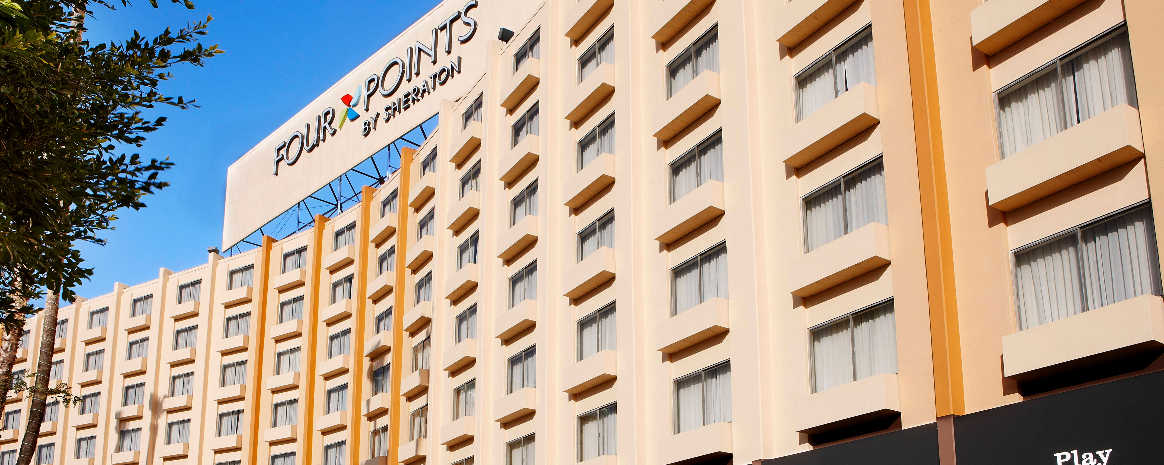 Four Points By Sheraton Los Angeles International Airport Spg