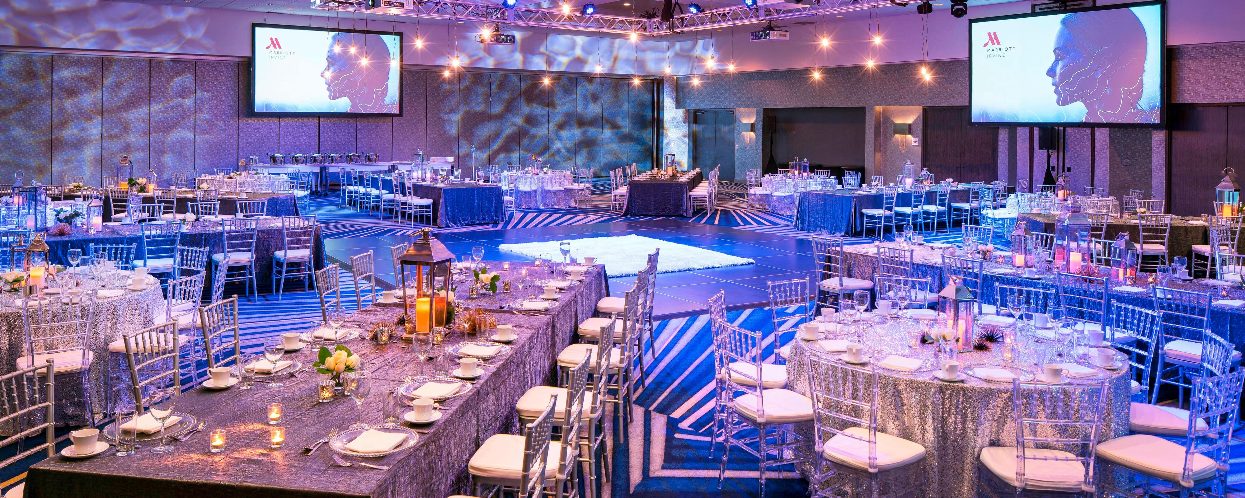 Irvine ca wedding reception venues irvine marriott view photos junglespirit Images