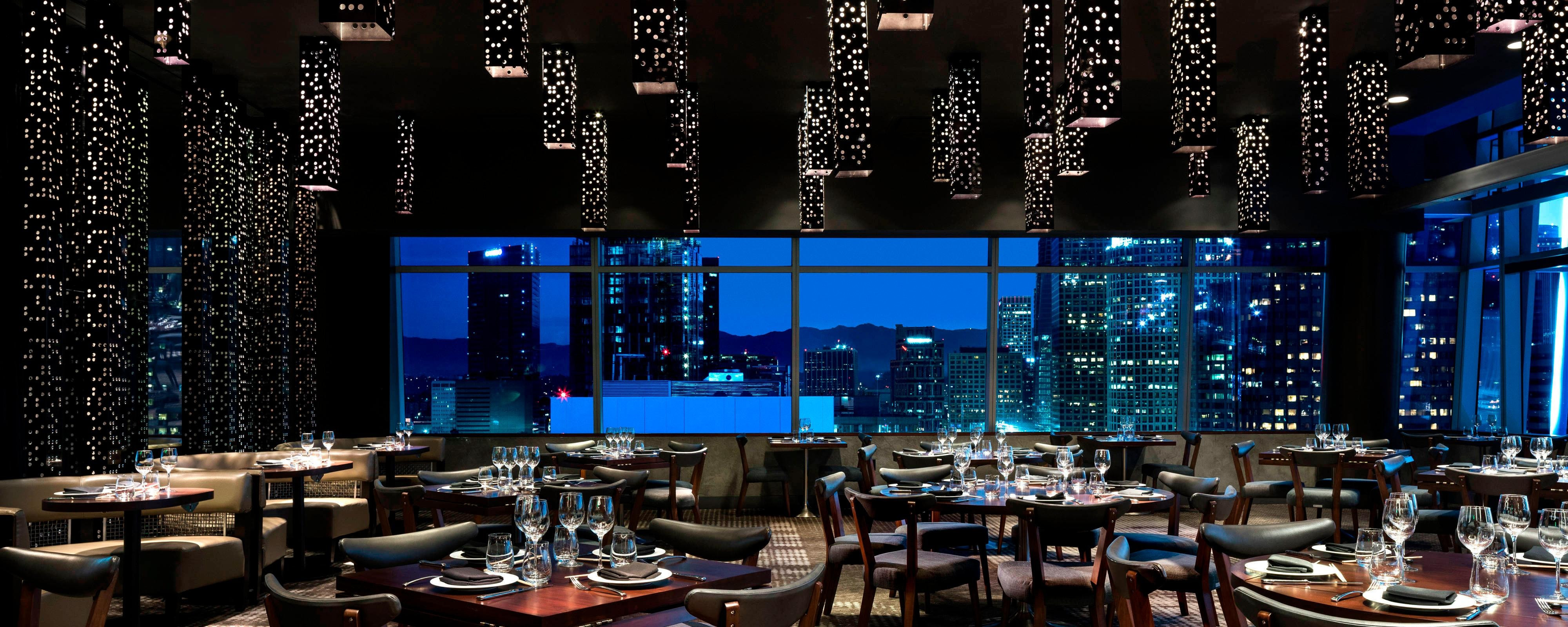 L A Live Restaurants Los Angeles Dining Jw Marriott Los