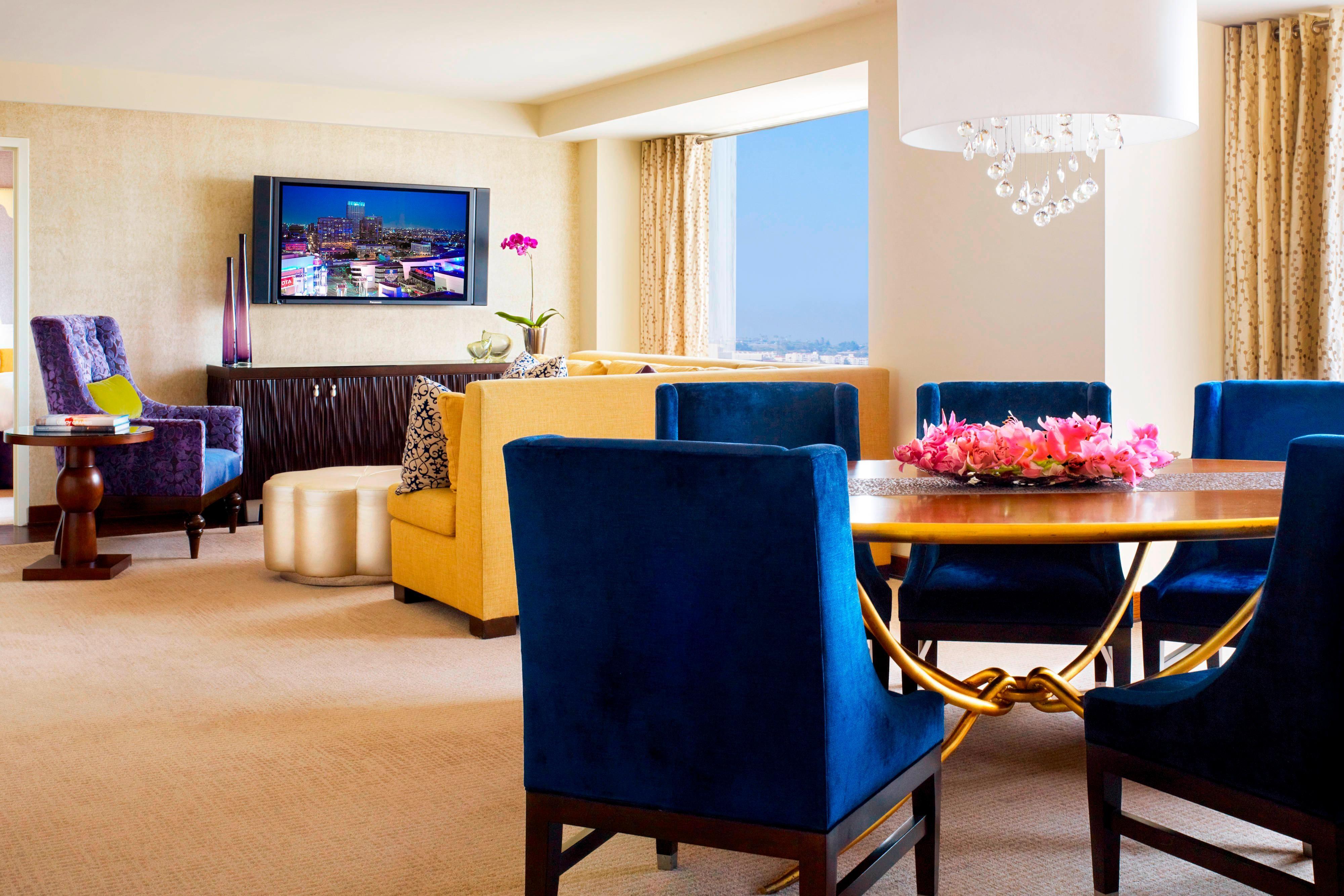 Suites en el centro de Los Ángeles