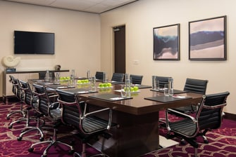 Courtyard L.A. Live Boardroom