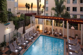 JW Marriott Santa Monica Le Merigot