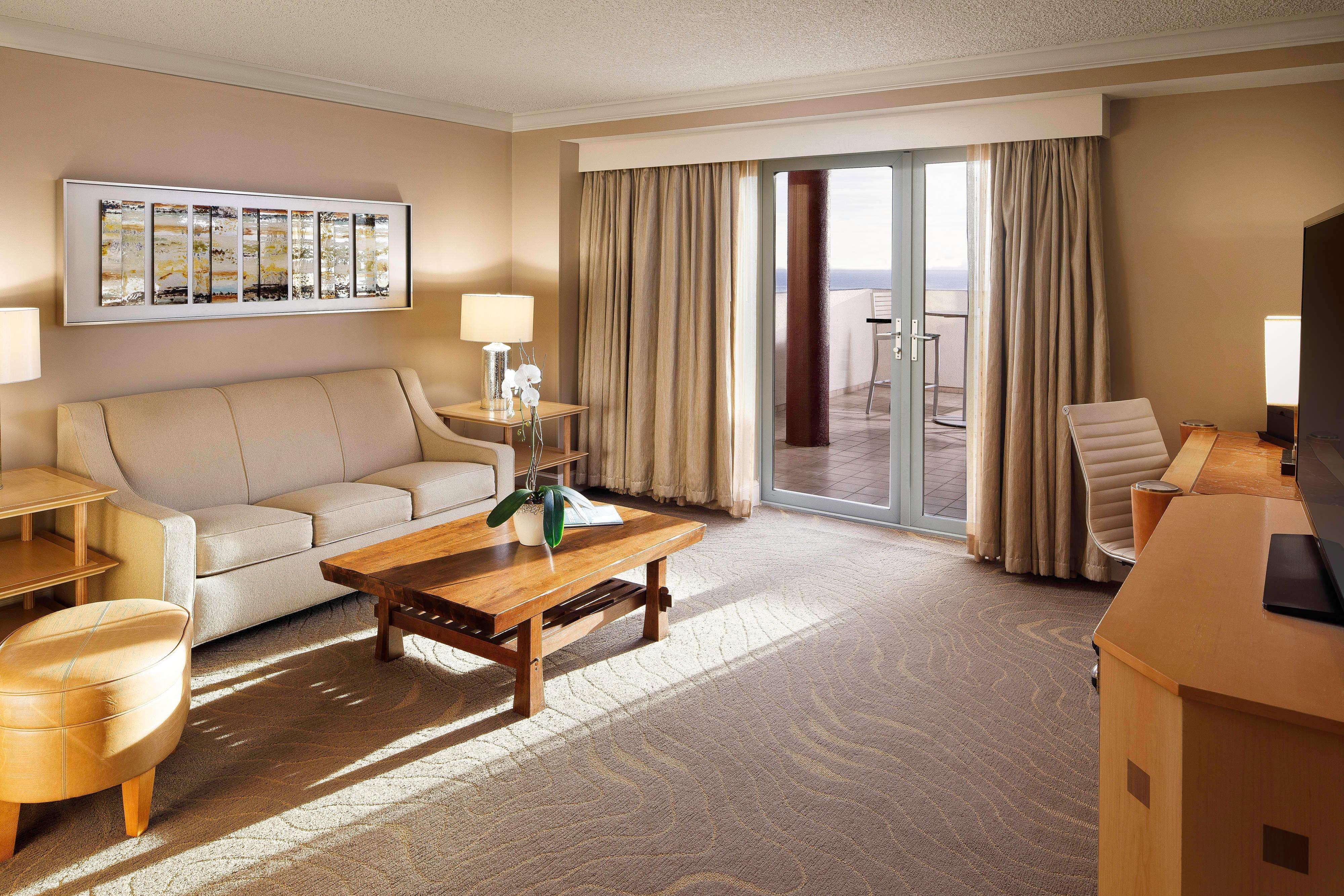 Malibu Suite - Living Room