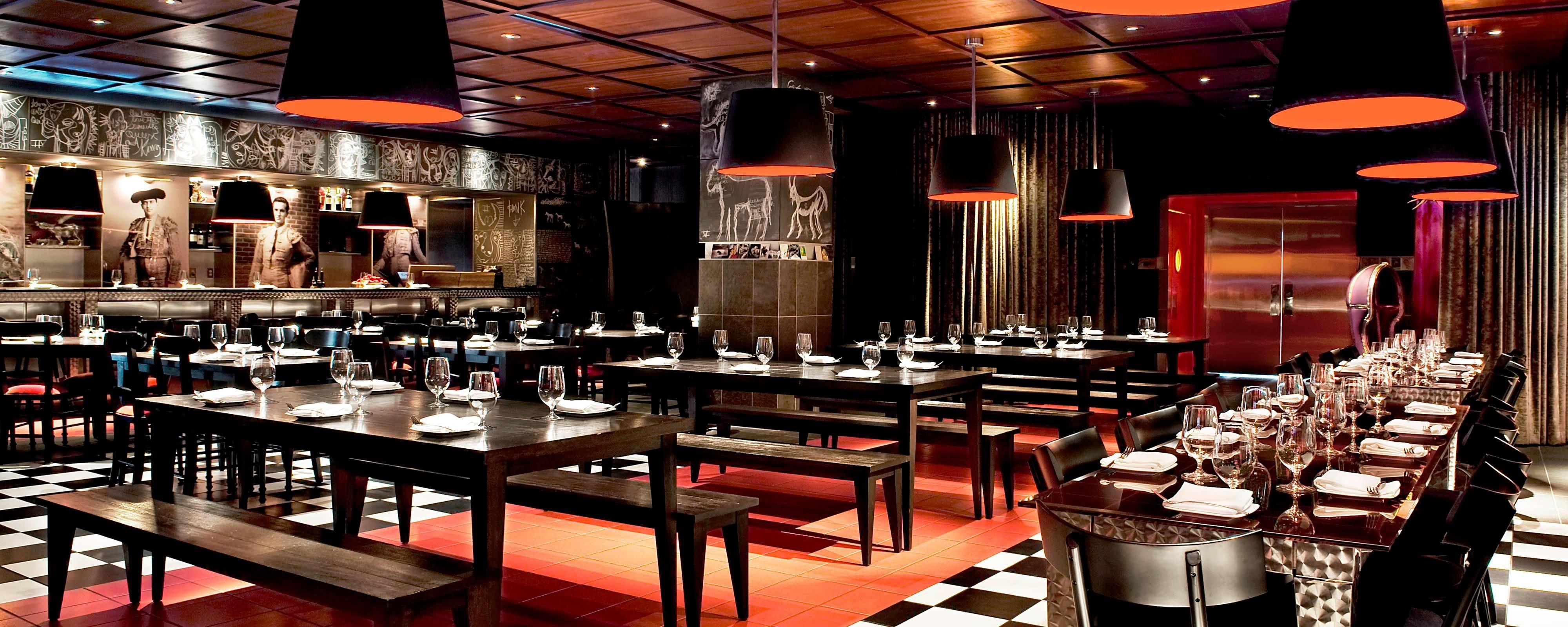 Rojo Dining Room