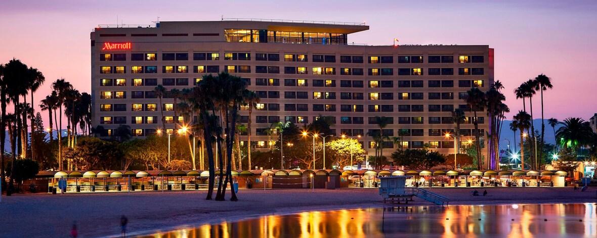 Marina Del Rey Hotel | Marina Del Rey Marriott Hotels
