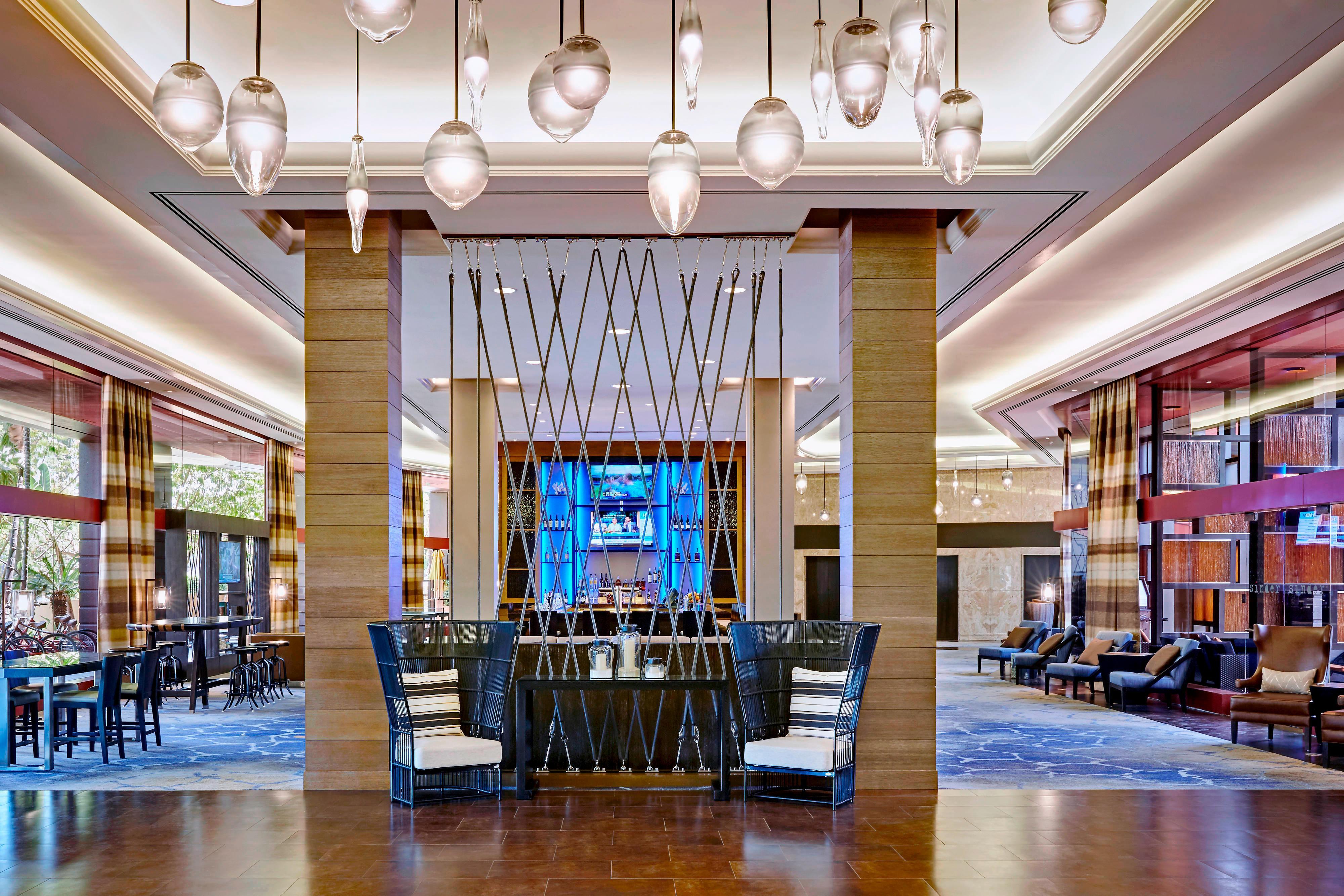 Great Room at Marina del Rey Marriott