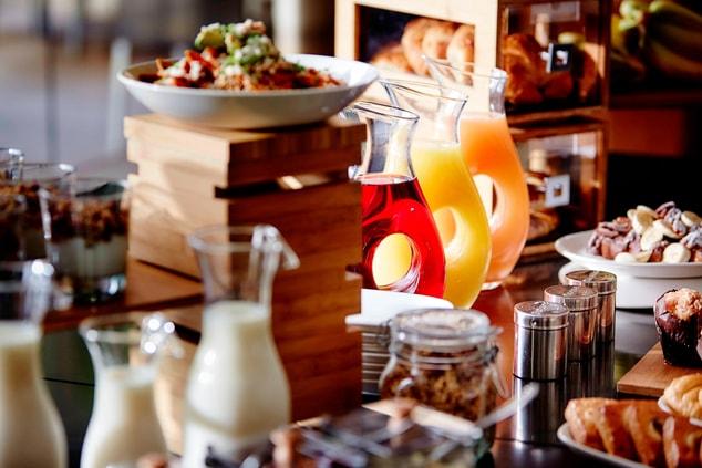Marina del Rey Marriott Sinder Restaurant