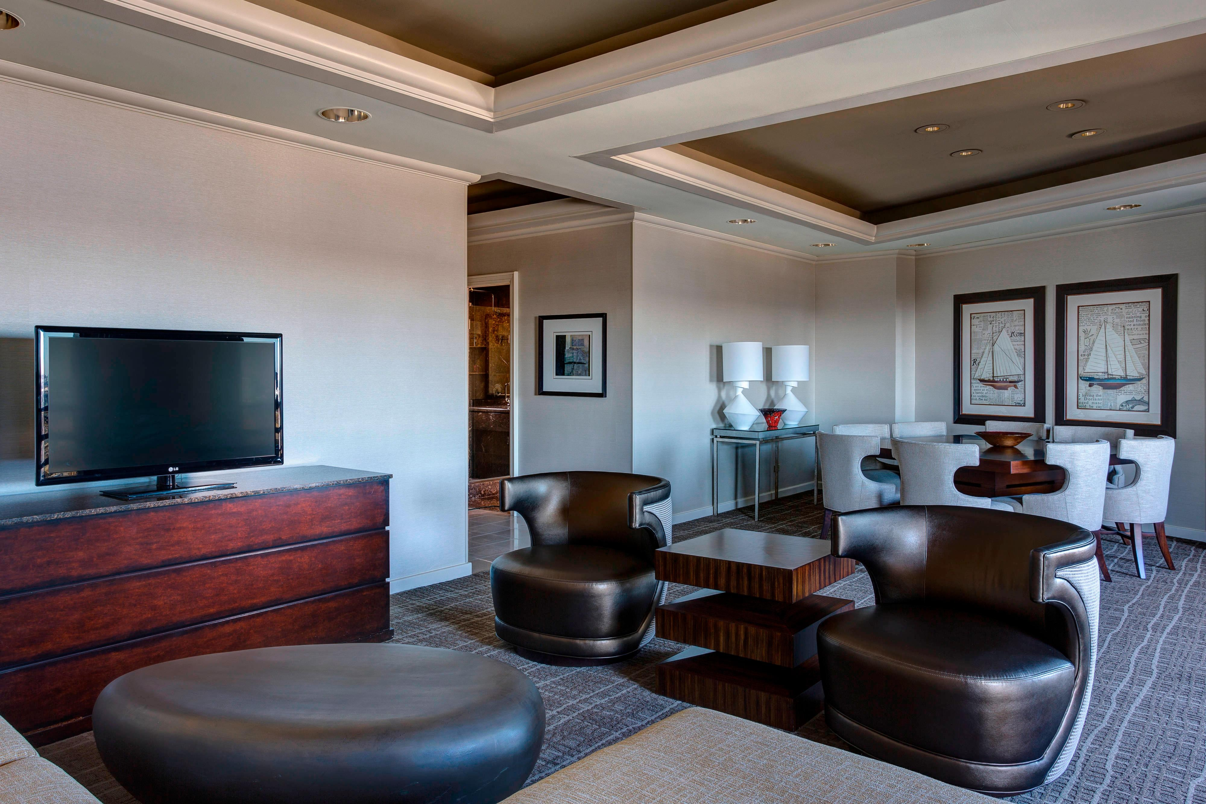Vice Presidential Suite Parlor