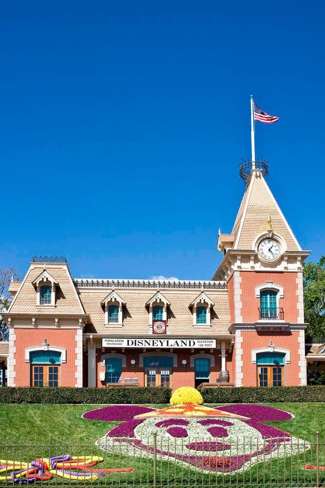 Hôtel Anaheim Disneyland Resort, Californie