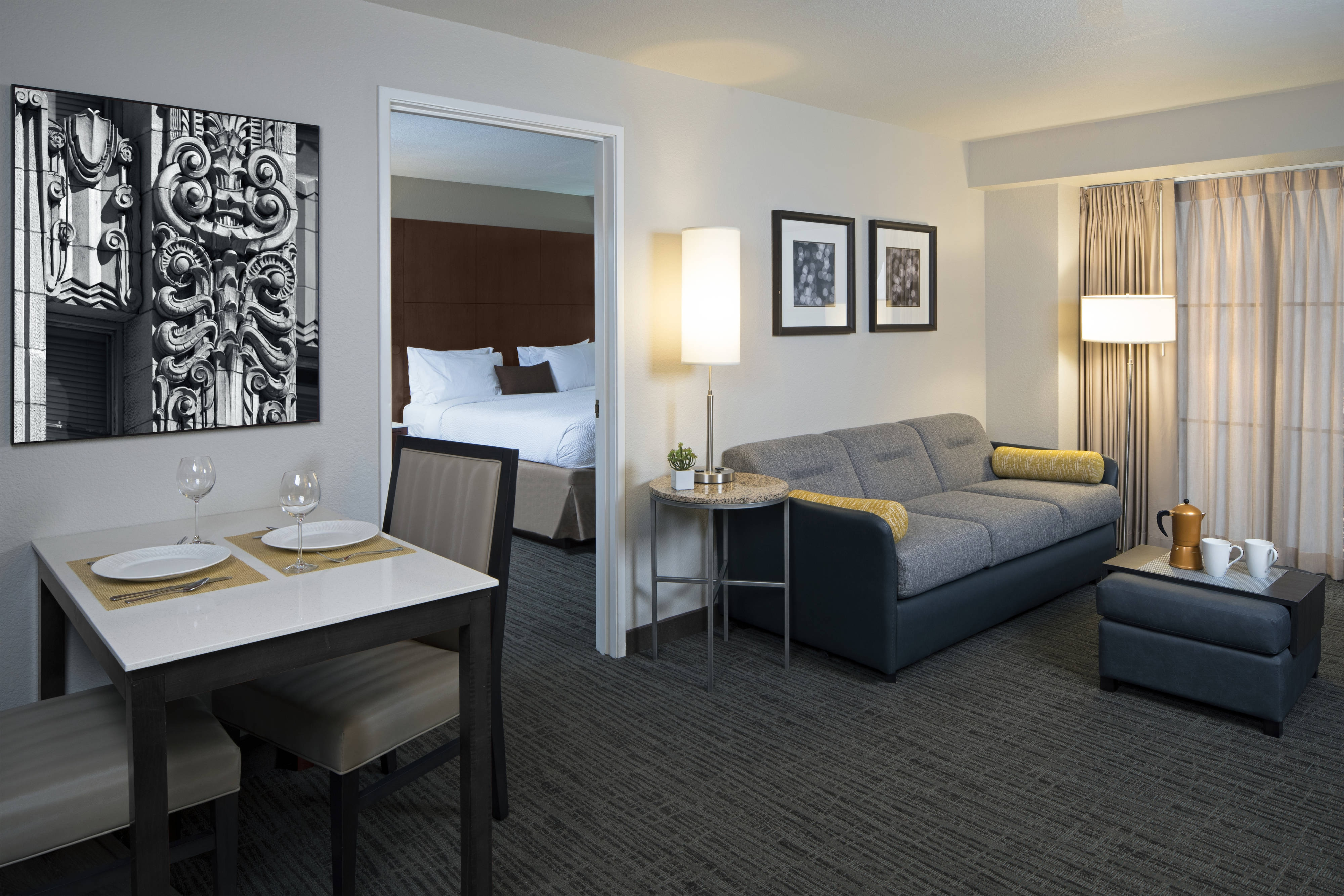 Beverly Hills Suites - Residence Inn by Marriott Beverly Hills All ...