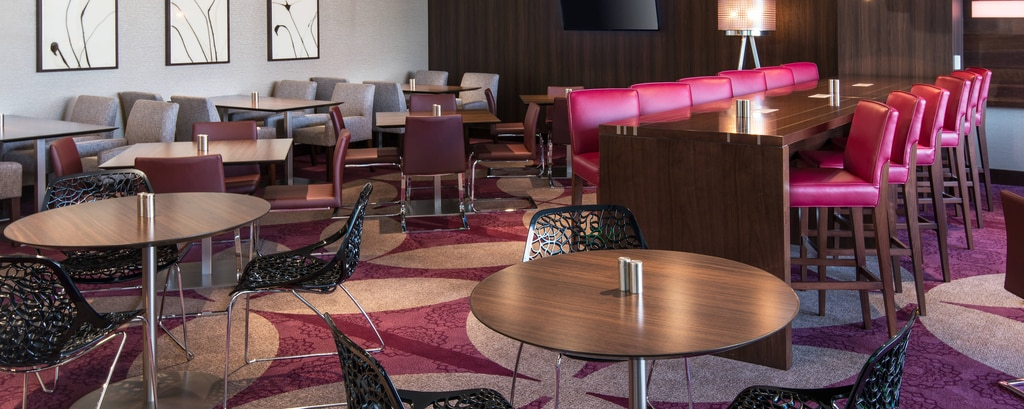 Residence Inn Los Angeles L.A. LIVE – Club lounge