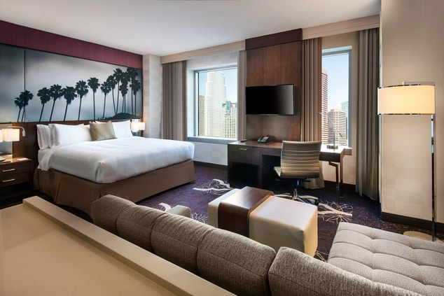 The Residence Inn Los Angeles L.A.LIVE by Marriott–Studio King Suite