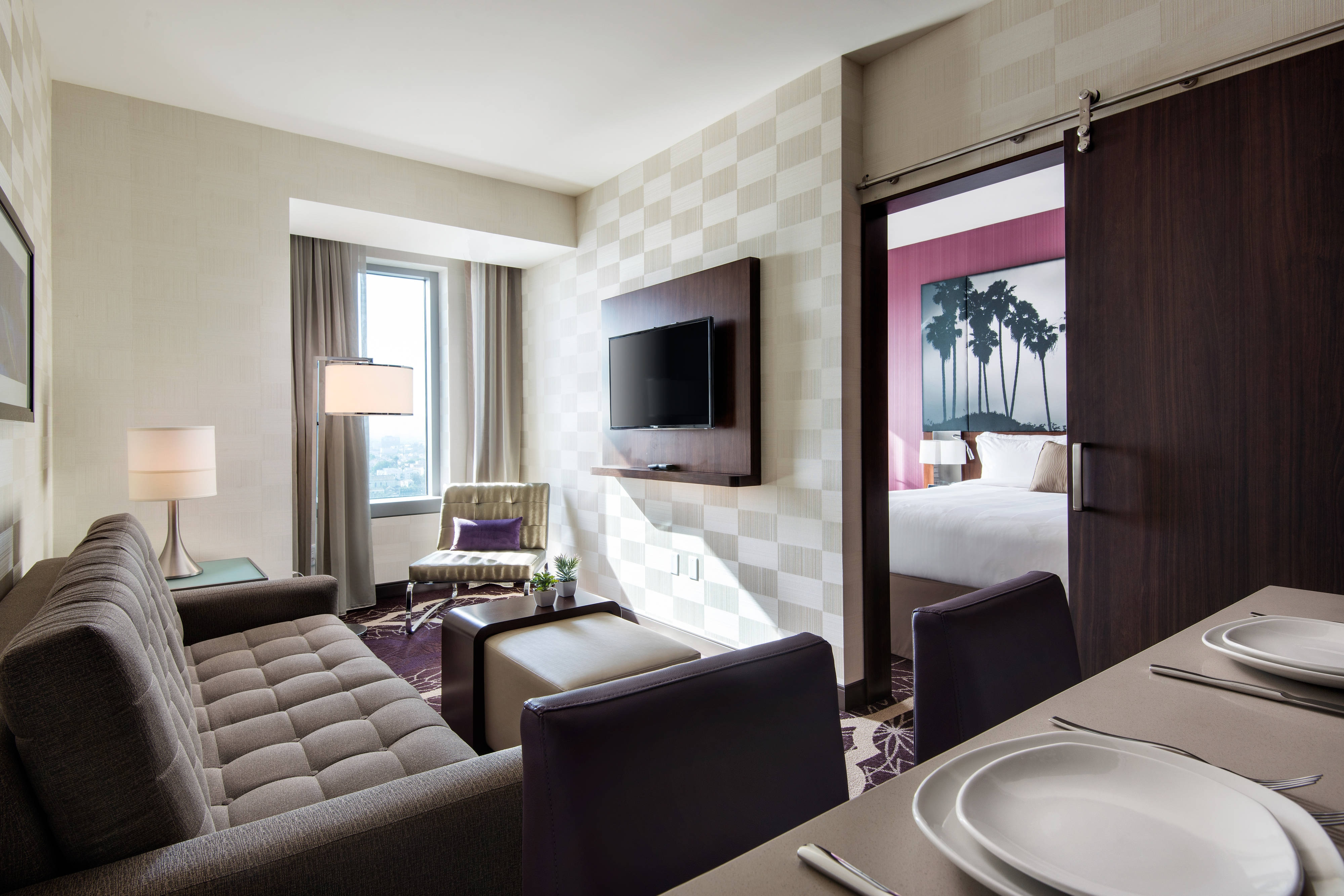 Residence Inn L.A. LIVE - Junior Suite