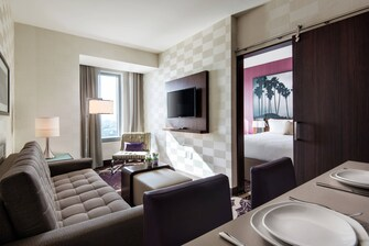 Residence Inn Los Angeles L.A. LIVE - Suite Junior