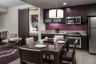 Residence Inn Los Angeles L.A. LIVE – Dos dormitorios