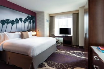 Los Angeles Residence Inn L.A. LIVE hotel