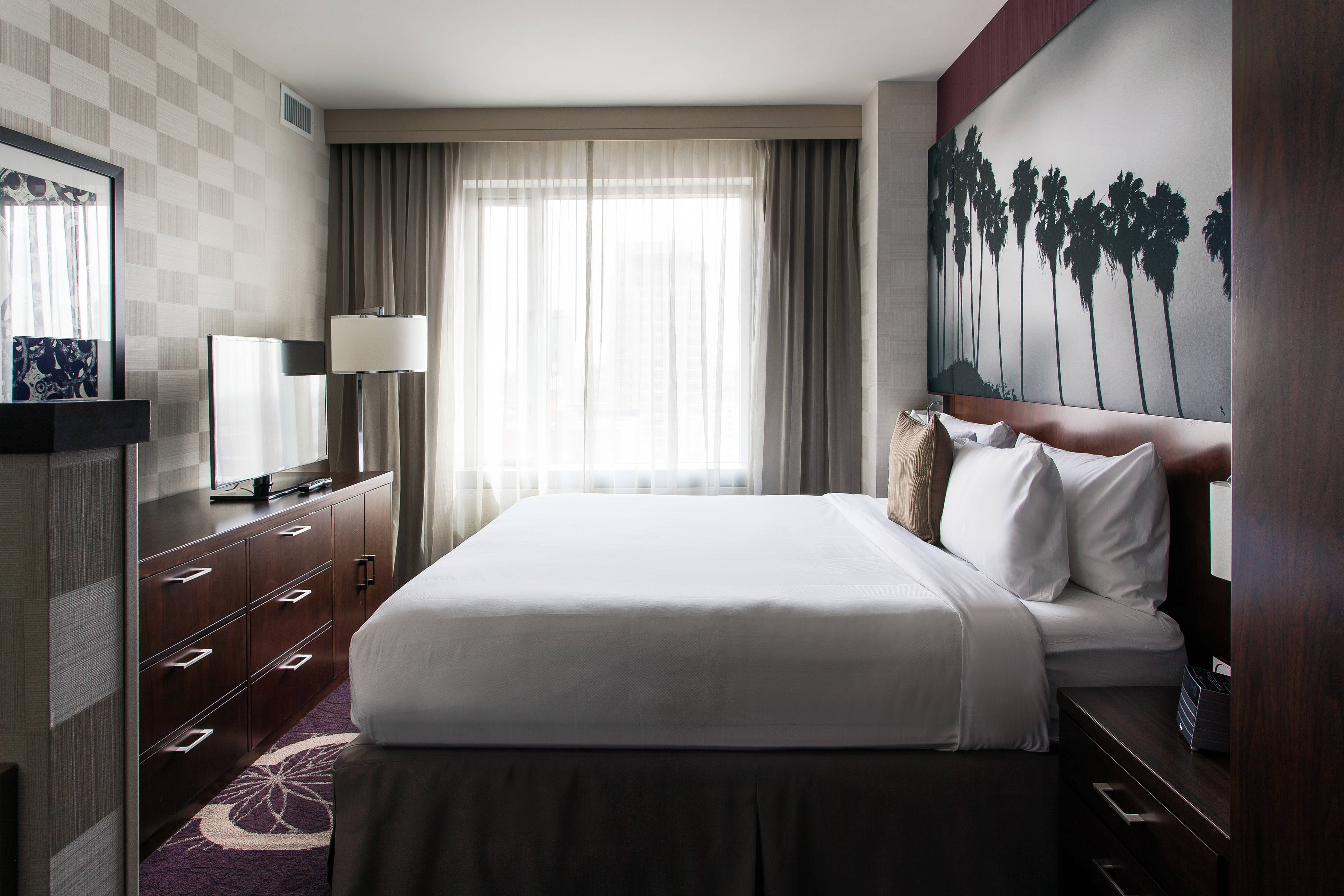 Long Term Hotel Los Angeles With Suites Residence Inn Los Angeles L A Live