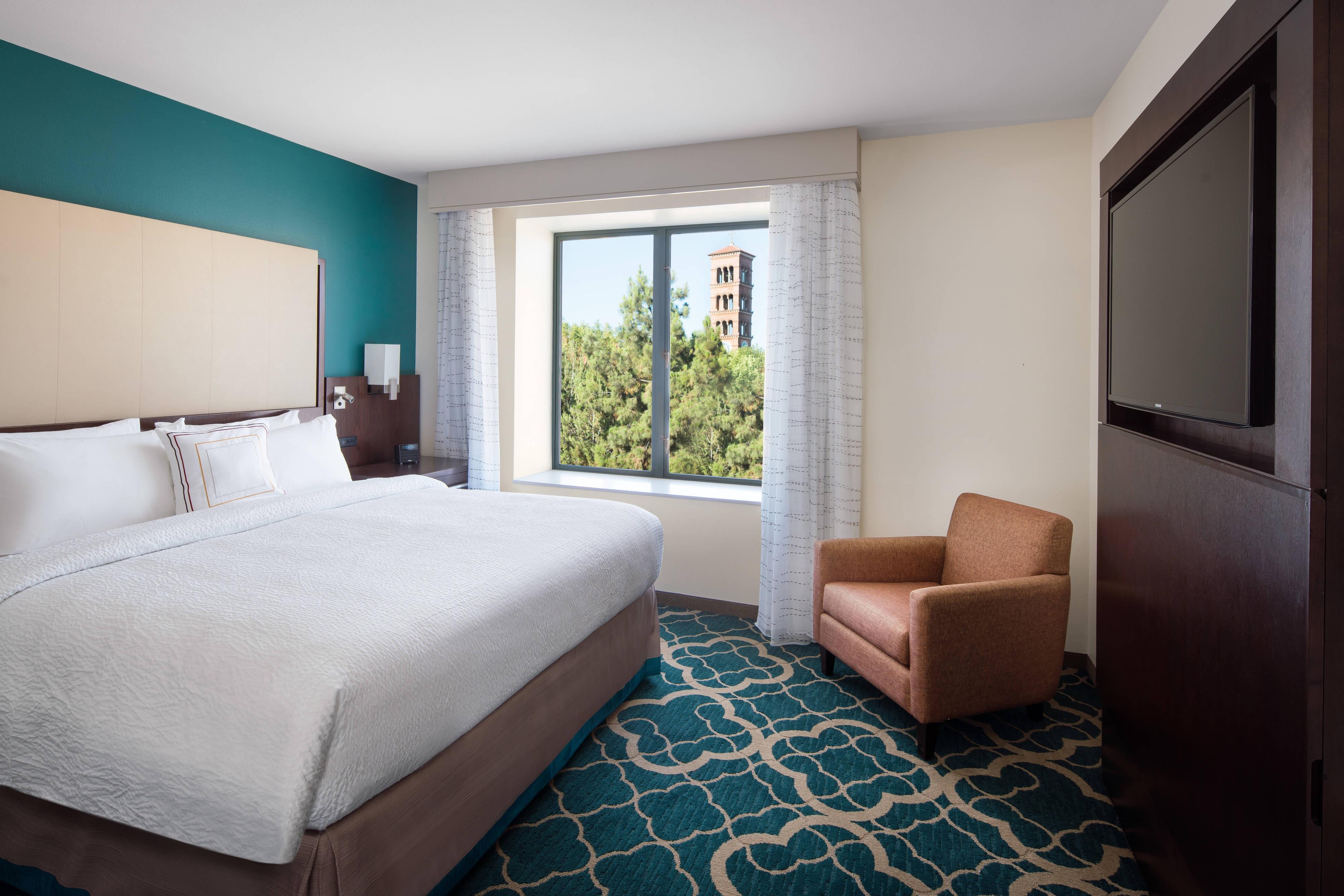 Suite mit zwei Schlafzimmern - Schlafzimmer mit Kingsize-Bett