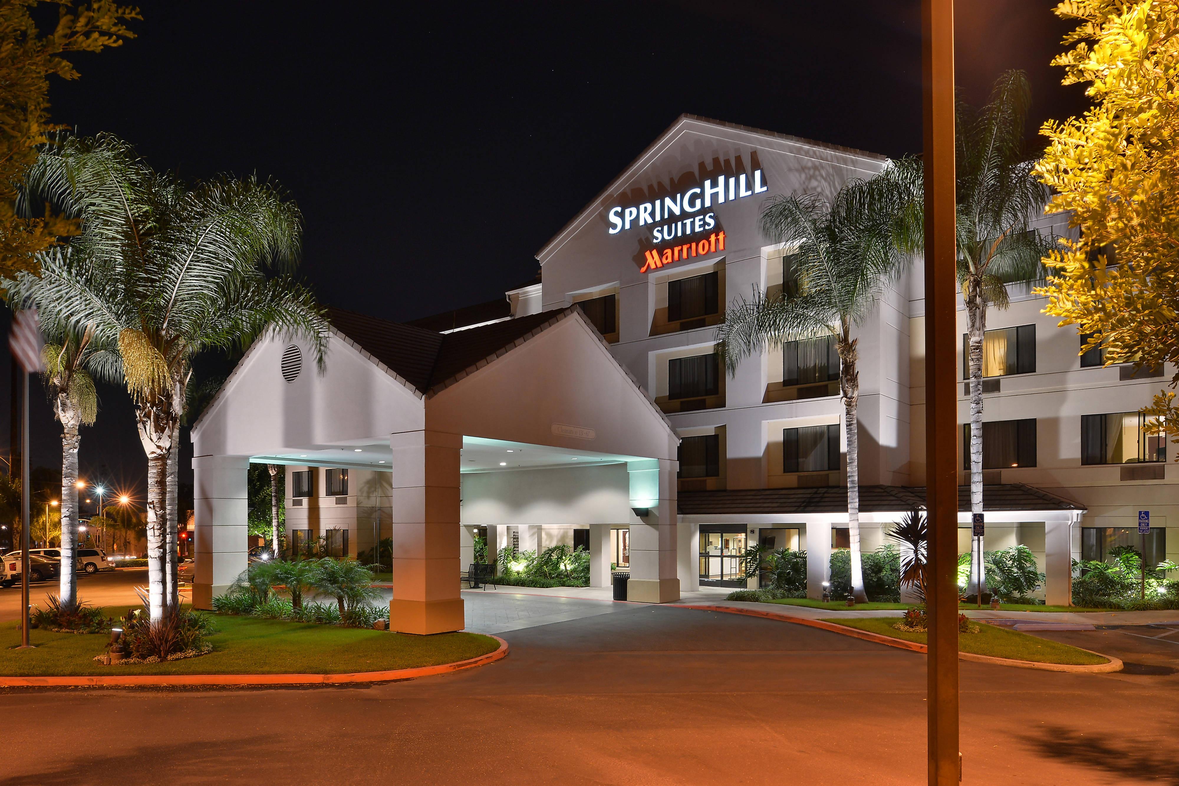 SpringHill Suites Arcadia Hotel Exterior