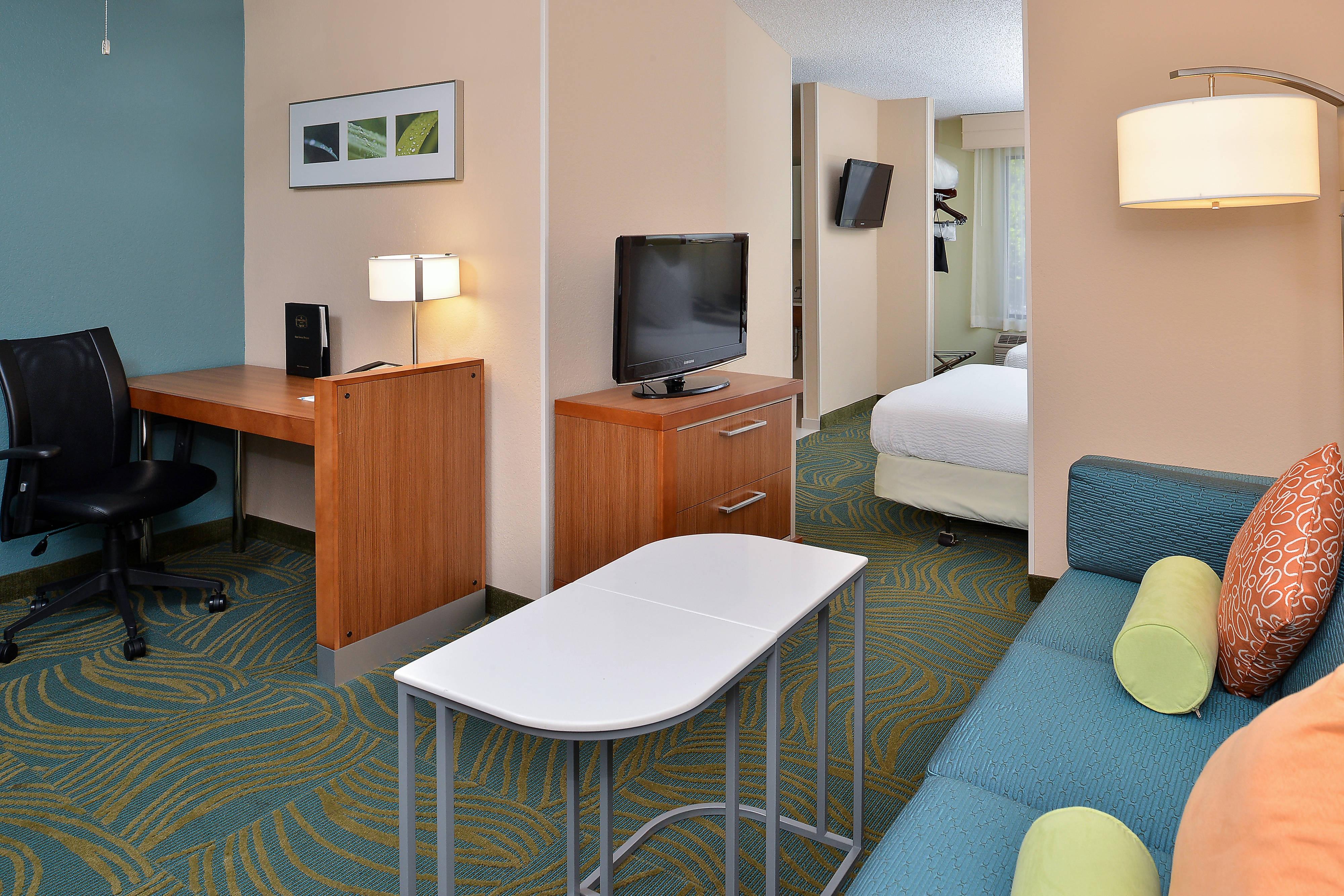 Hotel Suites in Arcadia, CA