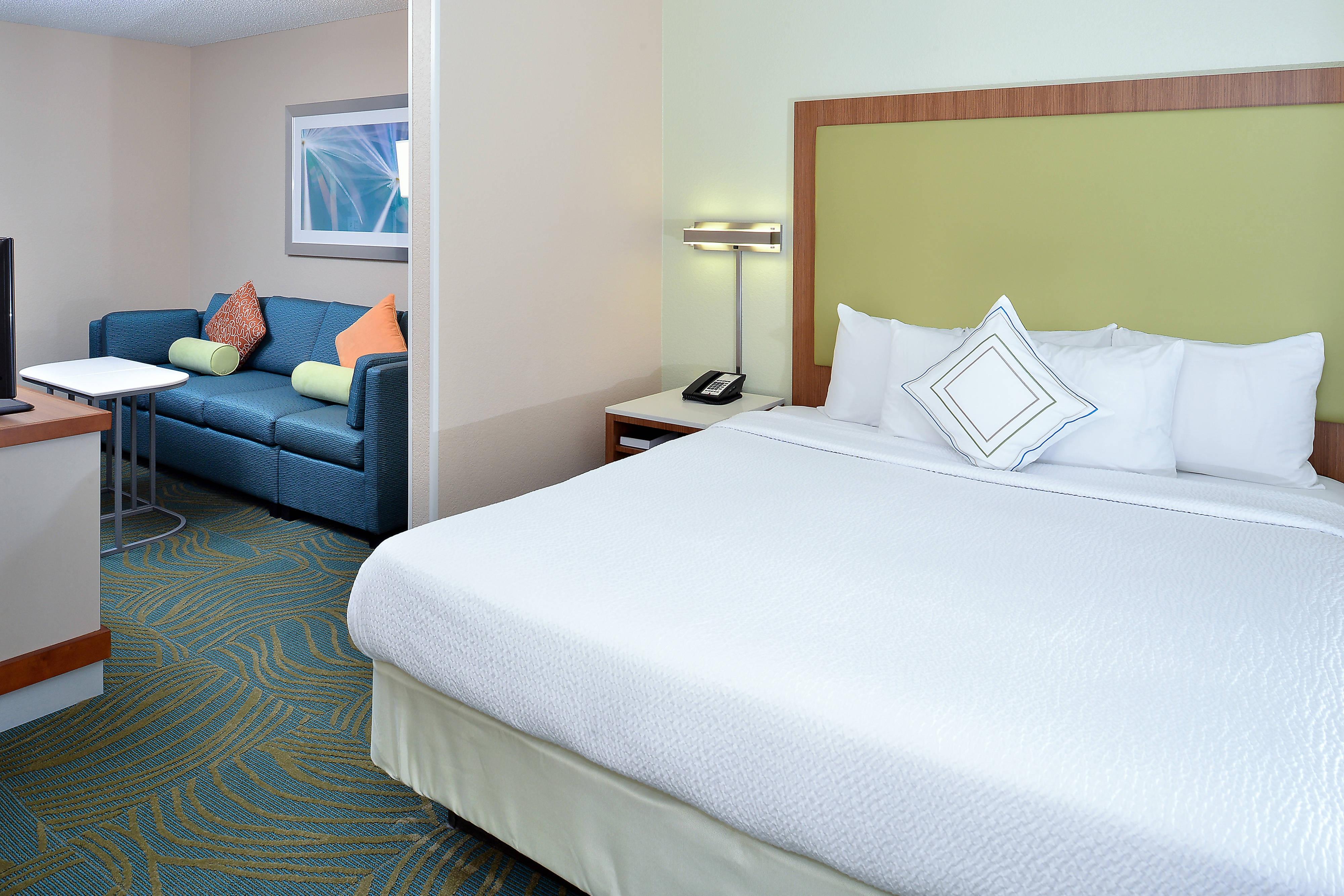 King Suite Hotel Arcadia, CA