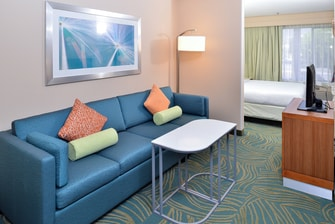 Suite Living Area Arcadia Hotels