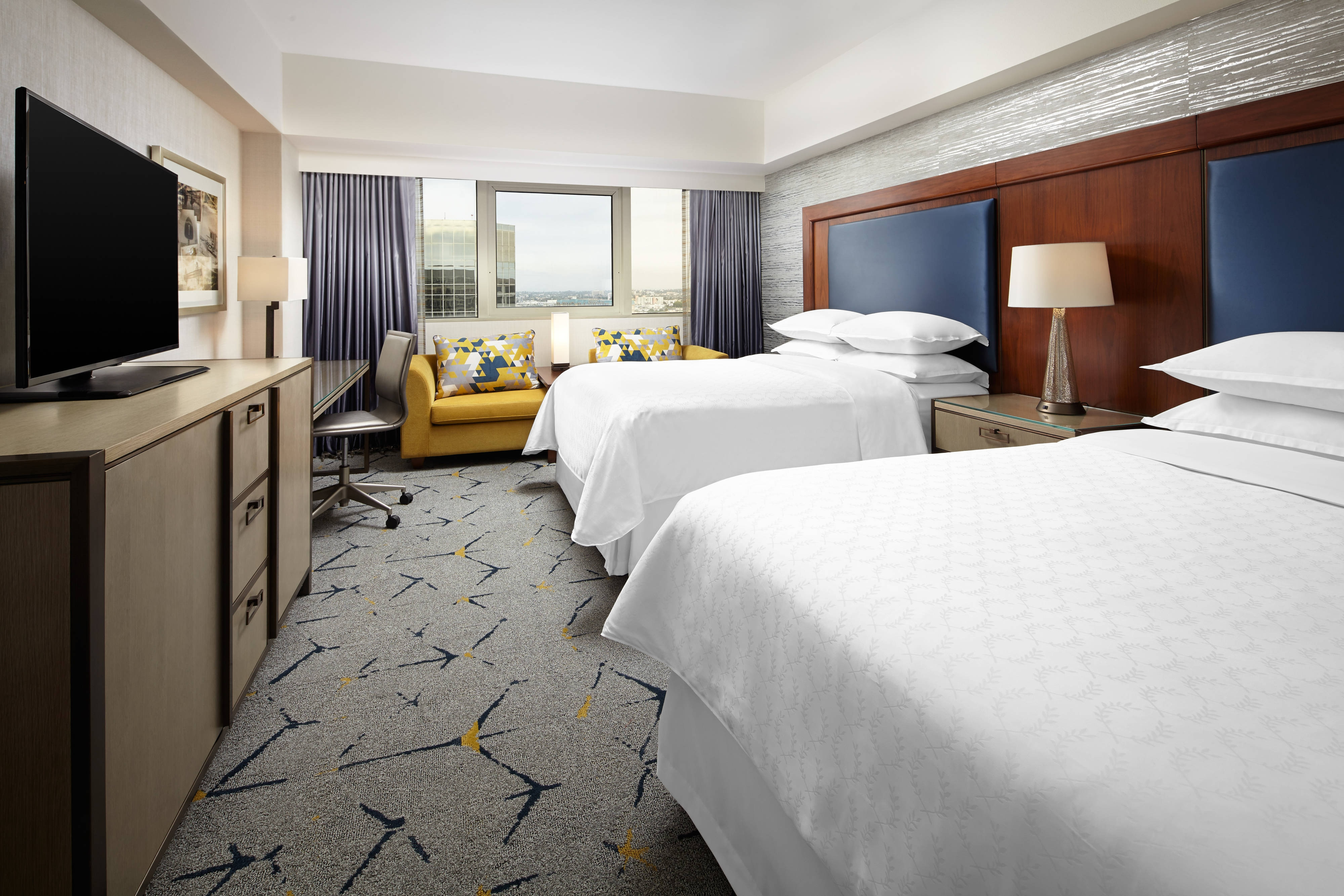 sheraton gateway los angeles hotel los angeles spg. Black Bedroom Furniture Sets. Home Design Ideas