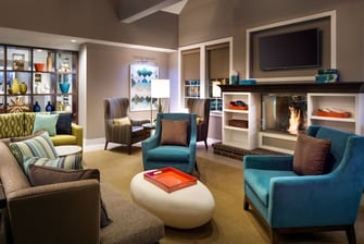 Torrance Suite Hotel with Library