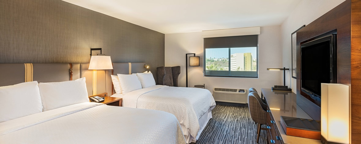 Business Amp Leisure Hotel In Culver City Four Points By