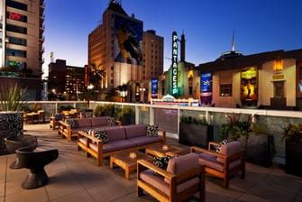 Hollywood Terrace