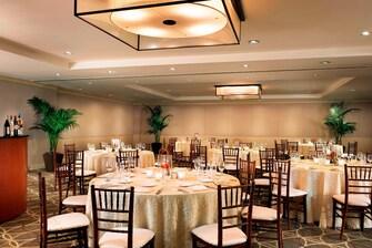 Westchester - Social Event setup