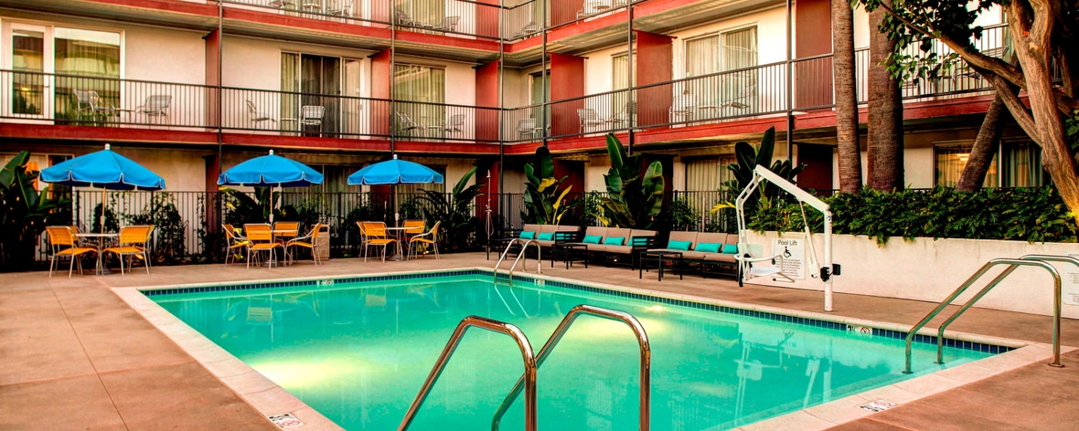 Hotels Near Lax Airport With Free Shuttle