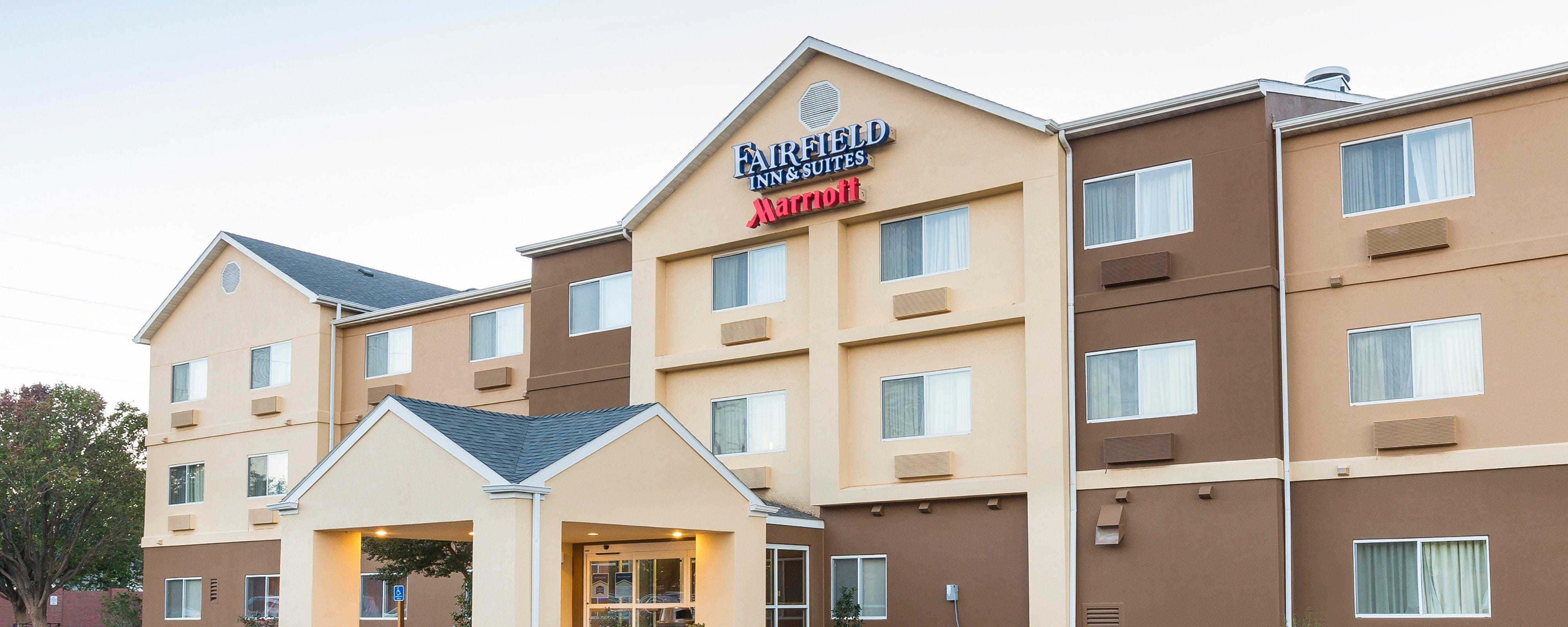 Fairfield Inn & Suites Hotel in Lubbock