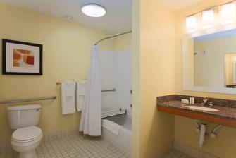 Lubbock Texas Accessible Bathroom