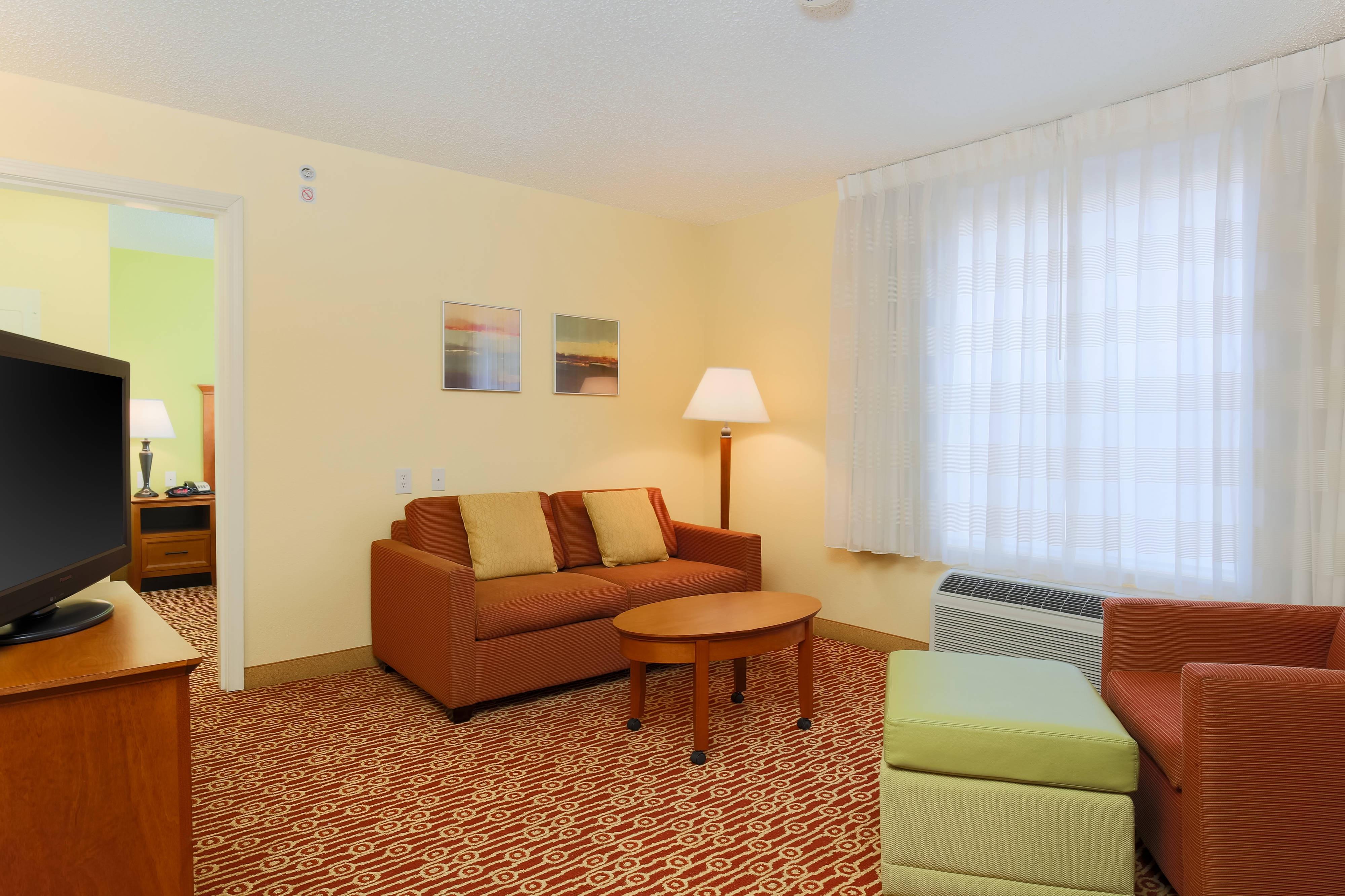 Lubbock Texas One-Bedroom Suite