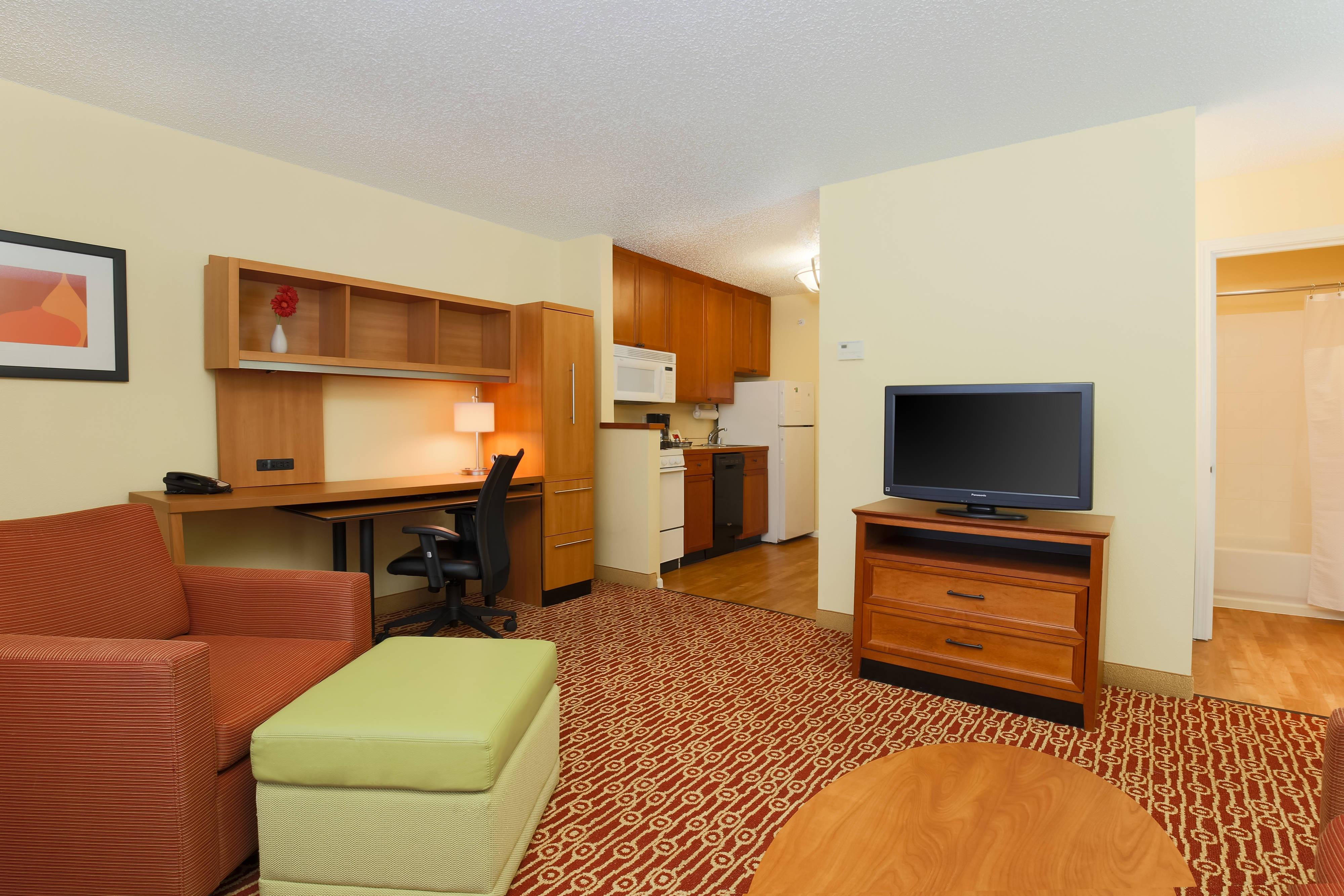 Lubbock Texas One-Bedroom Living