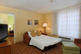 Lubbock Texas One-Bedroom Sofa