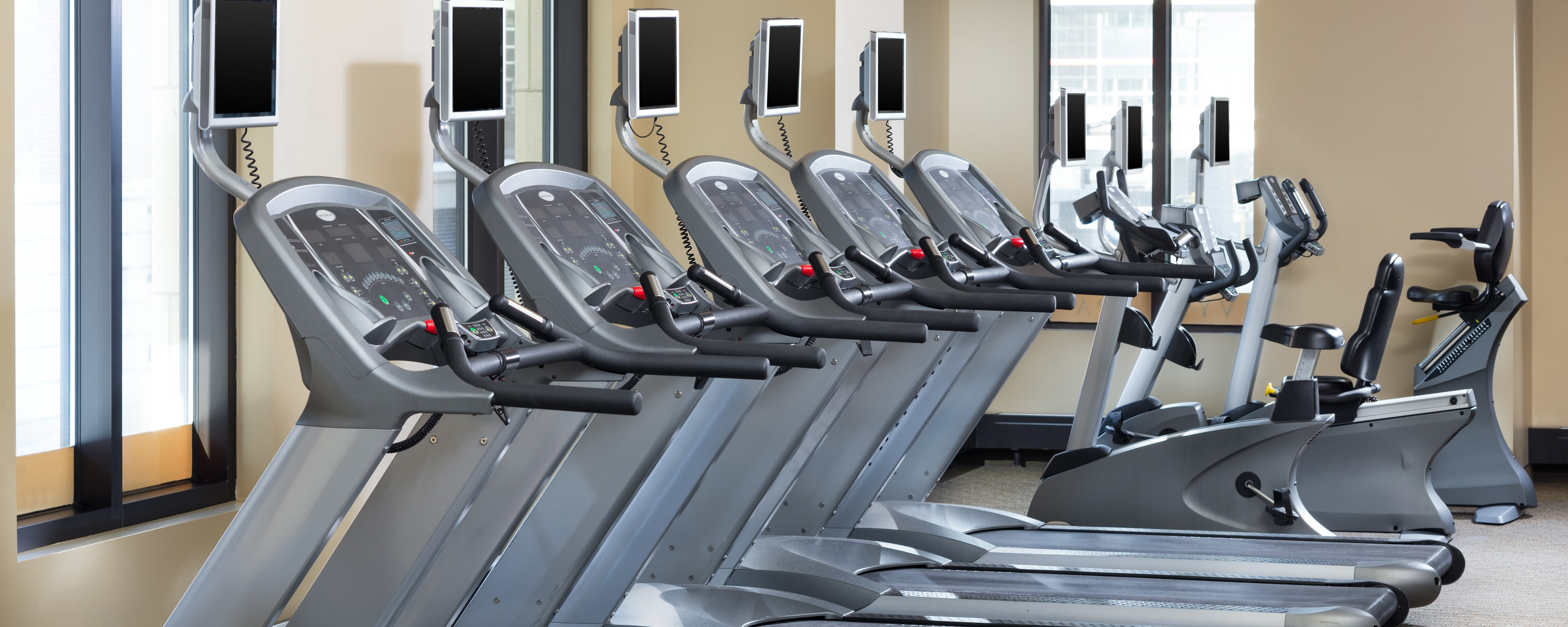 Hotel gym recreation the grand mansion a luxury collection