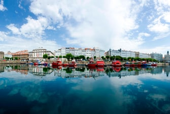 Hotels in Coruna