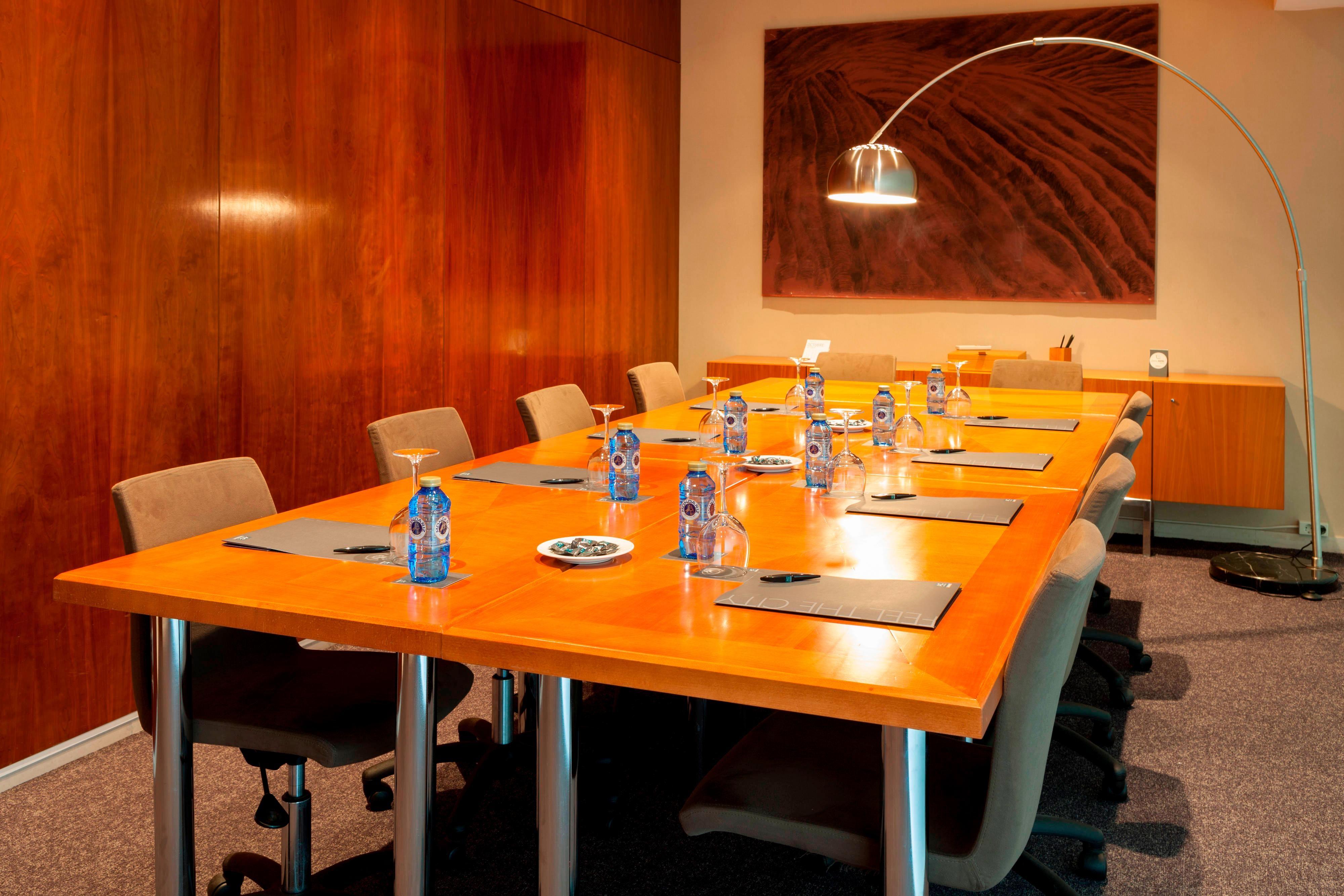 Hôtel pour réunions et événements à La Corogne