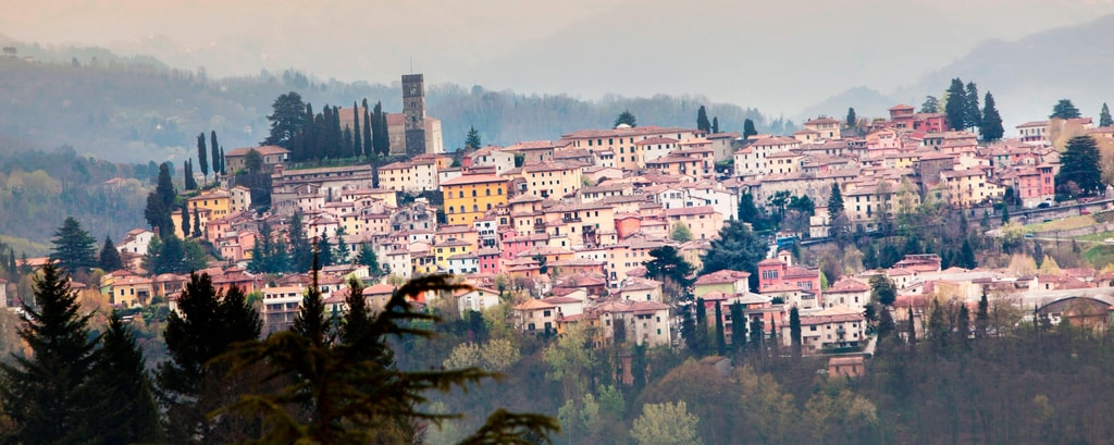 Vistas de Barga