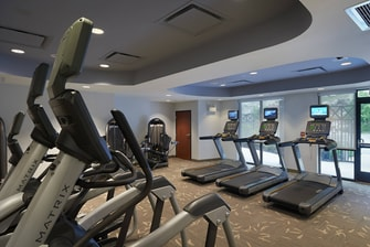 Courtyard Hanover/Lebanon NH, Fitness Center