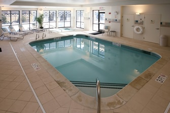Indoor Pool & Whirlpool Spa