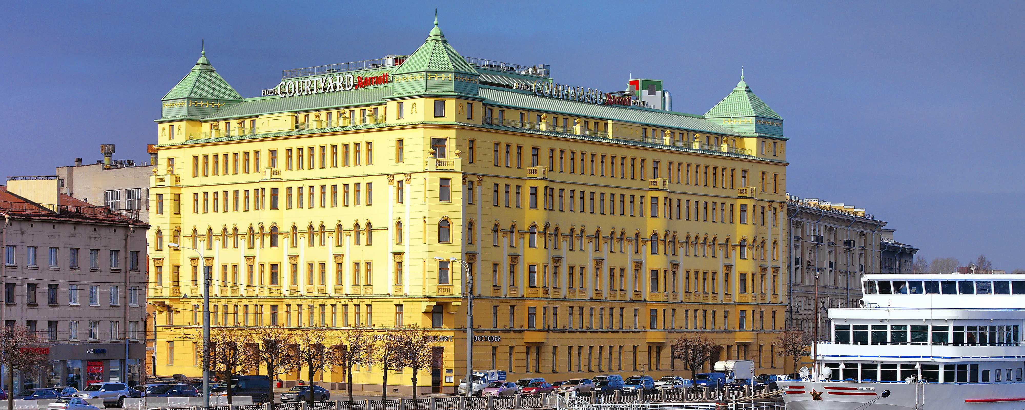 St Petersburg Hotels Marriott