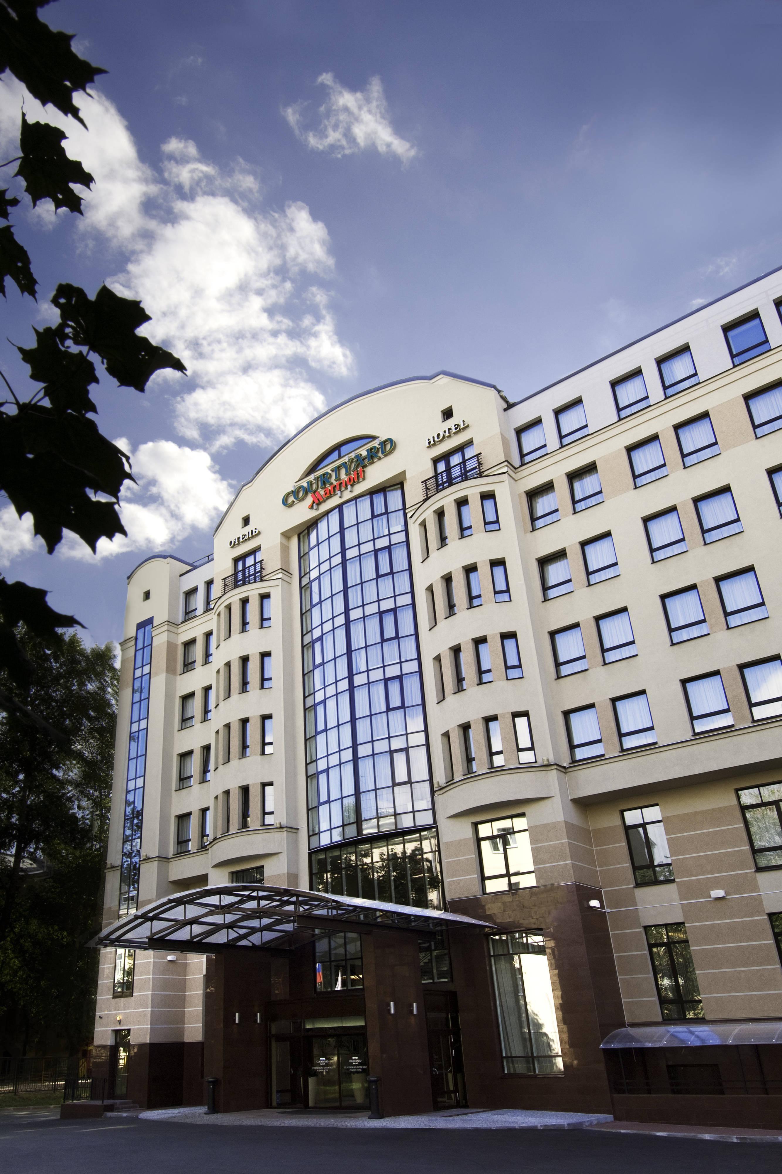 Фотографии отеля Courtyard (Санкт-Петербург)