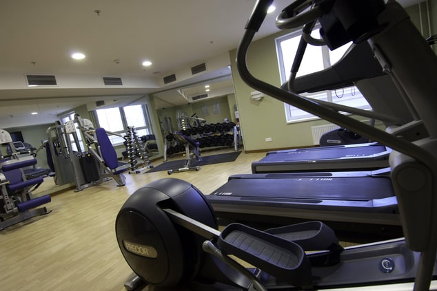 St. Petersburg Hotel Fitness Center