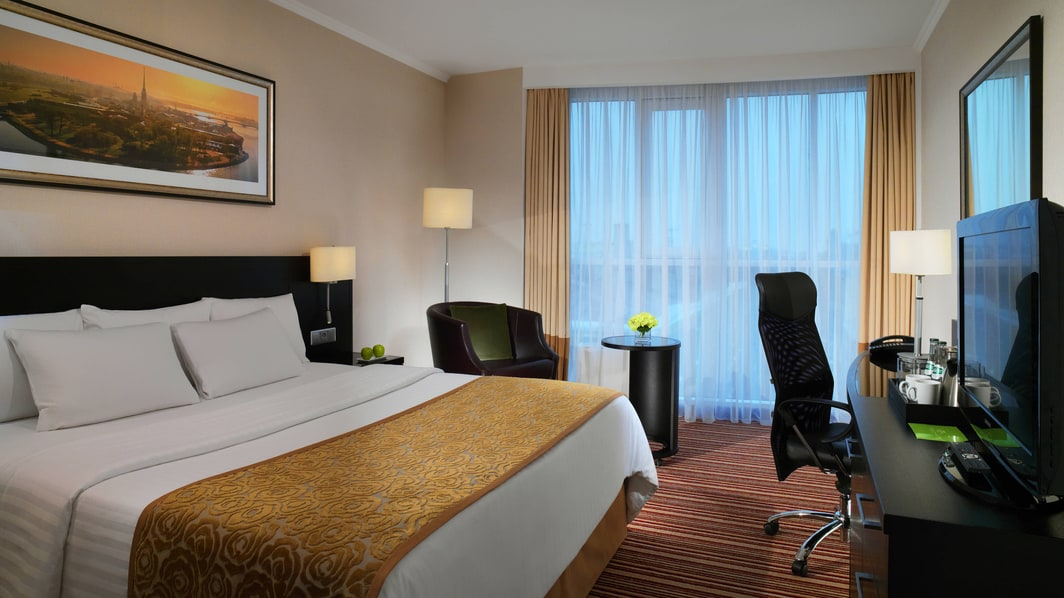Accommodation in St. Petersburg Russia