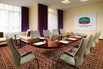 St. Petersburg hotel meeting room