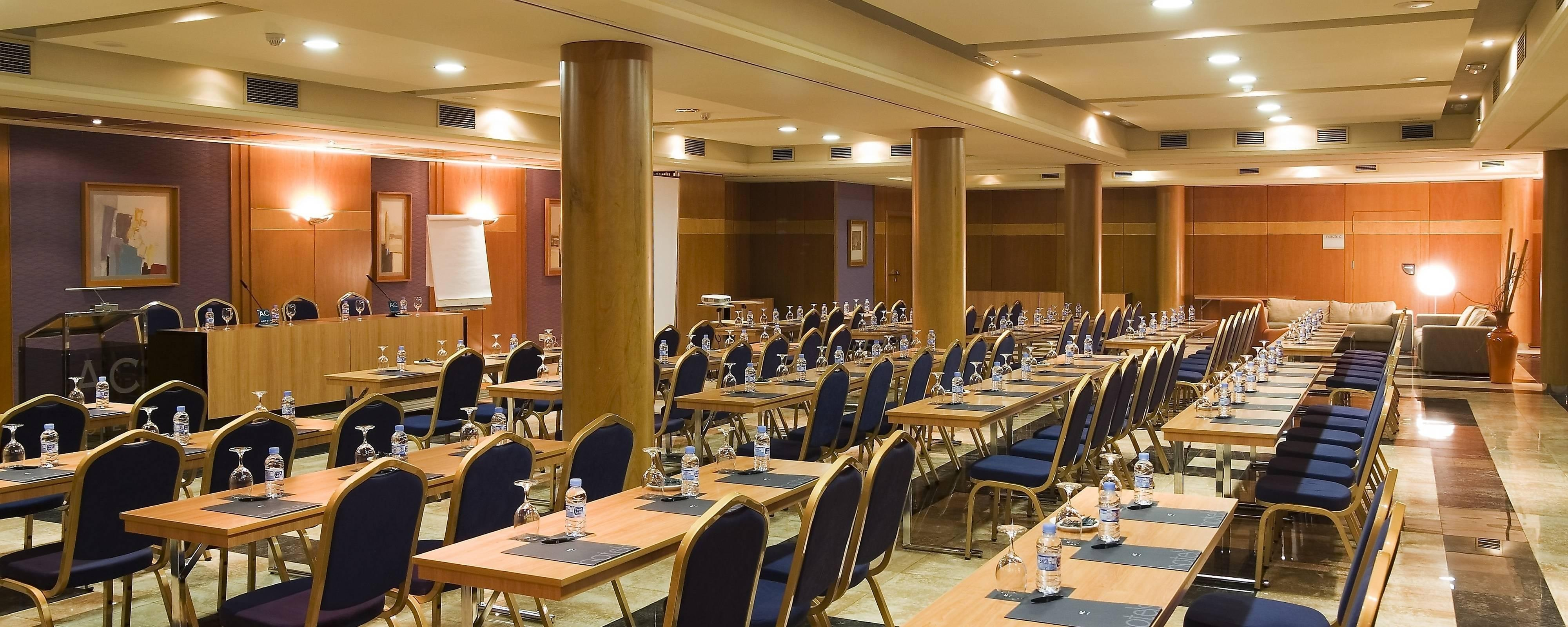 Almeria hotel meeting rooms
